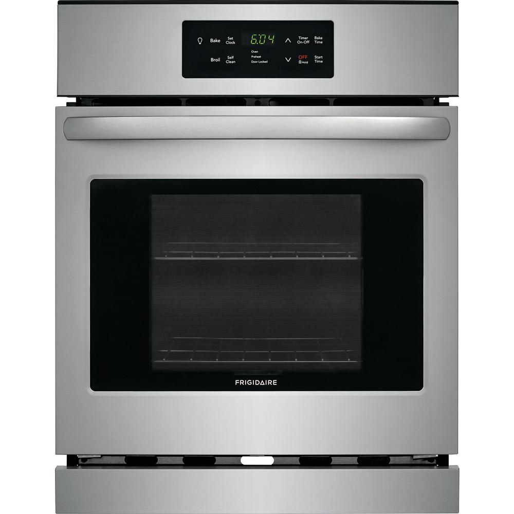 Electric Wall Oven In Stainless Steel