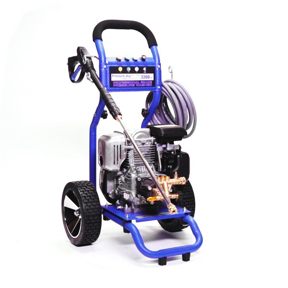 Dewalt Honda Gx200 3 400 Psi 2 5 Gpm Gas Pressure Washer