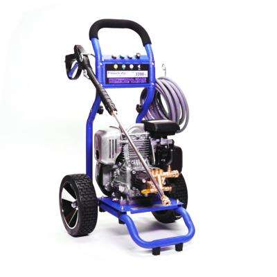 Dirt Laser 3200 PSI 2.5 GPM Gas Cold Water Pressure Washer Honda Engine