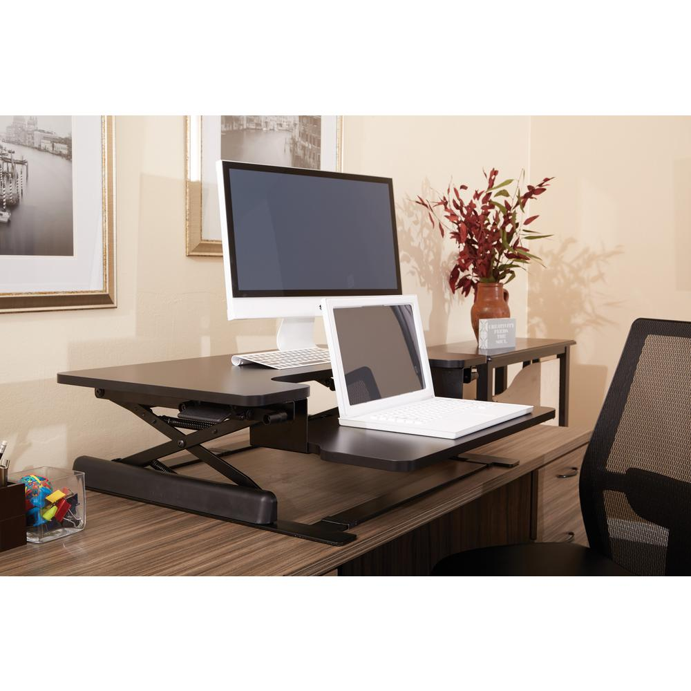 osp designs black desk riser