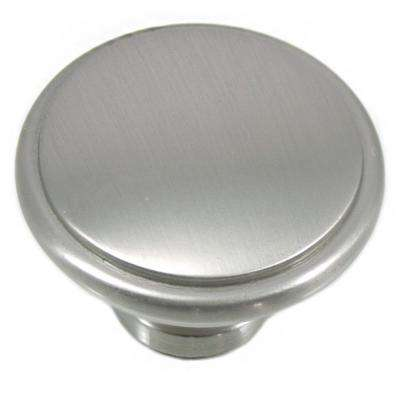 2 in. Satin Nickel Grace Knob