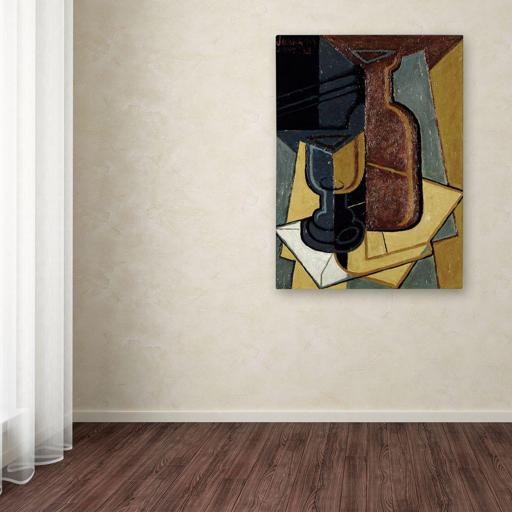 null 24 in. x 18 in. Abstract I Canvas Art