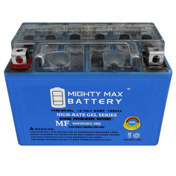 4 Pack Brand Product Mighty Max Battery 12V 8Ah Compatible Battery for APC BackUPS Pro 350U 420 420C