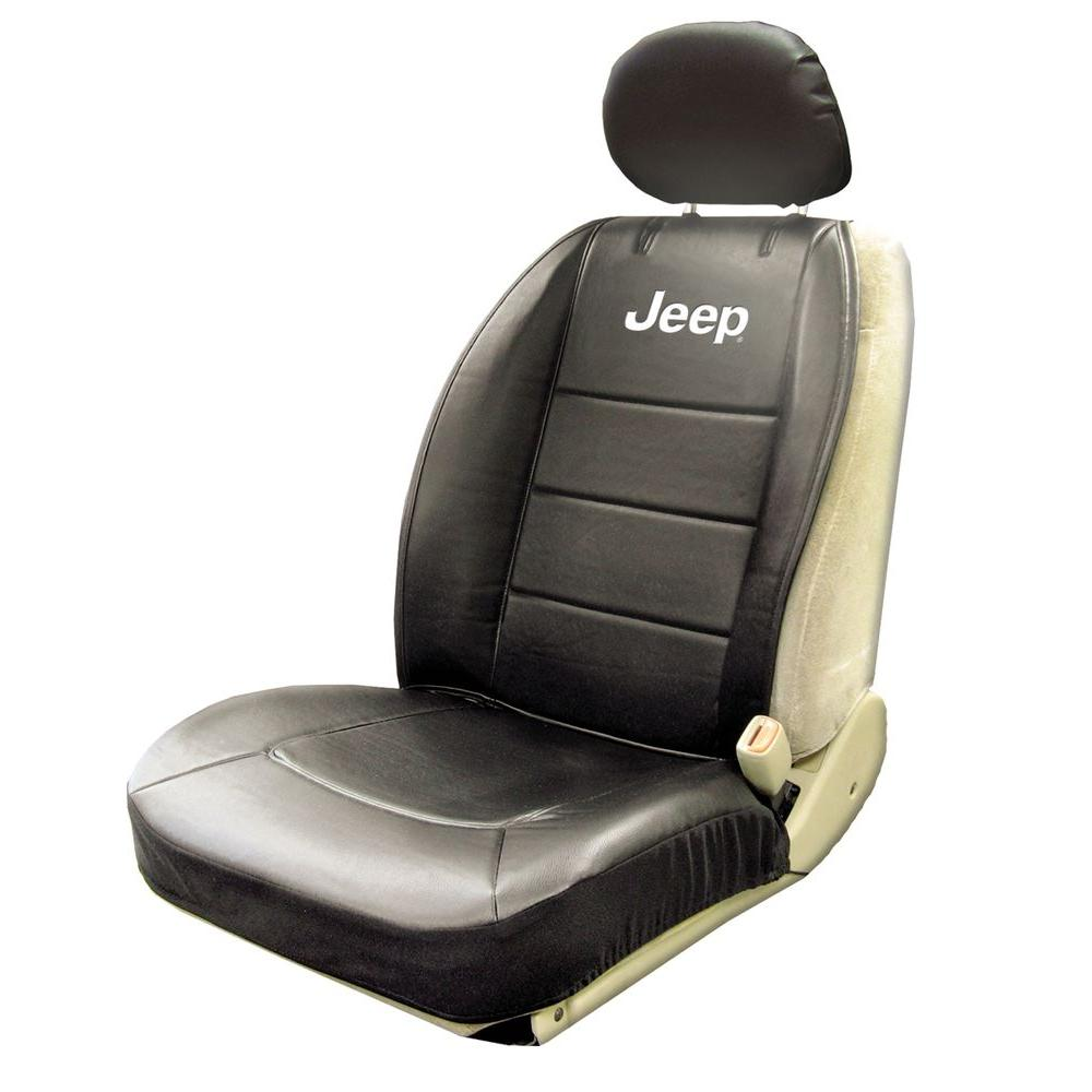 Jeep Seat Covers >> Jeep Sideless Seat Cover 008581r01 The Home Depot
