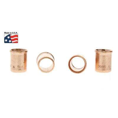 Splice Cap Copper Crimp Connector (50 per Box)