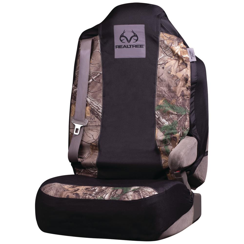 Fabulous Signature Products Group Realtree Universal Seat Cover Realtree Xtra Bralicious Painted Fabric Chair Ideas Braliciousco