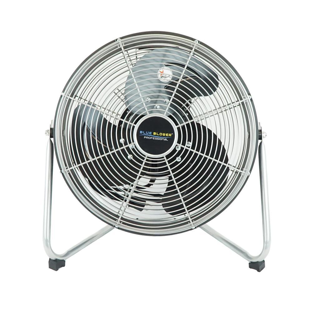 14 in. High Velocity Internal Oscillating Fan