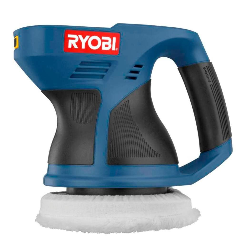 Ryobi 18-Volt ONE+ 6 in. Buffer (Tool-Only)