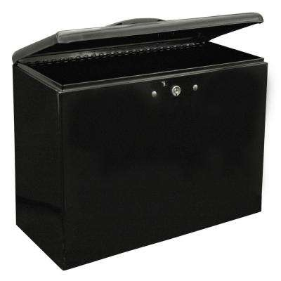 Locking File Box