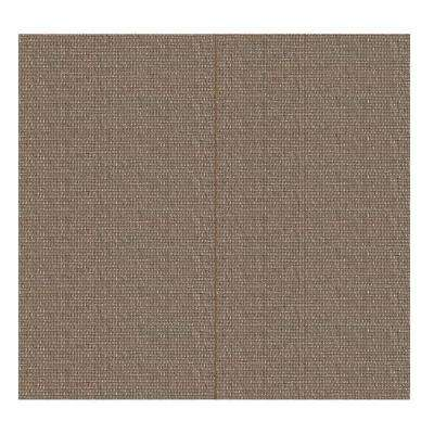 64 sq. ft. Disco Fabric Covered Full Kit Wall Panel