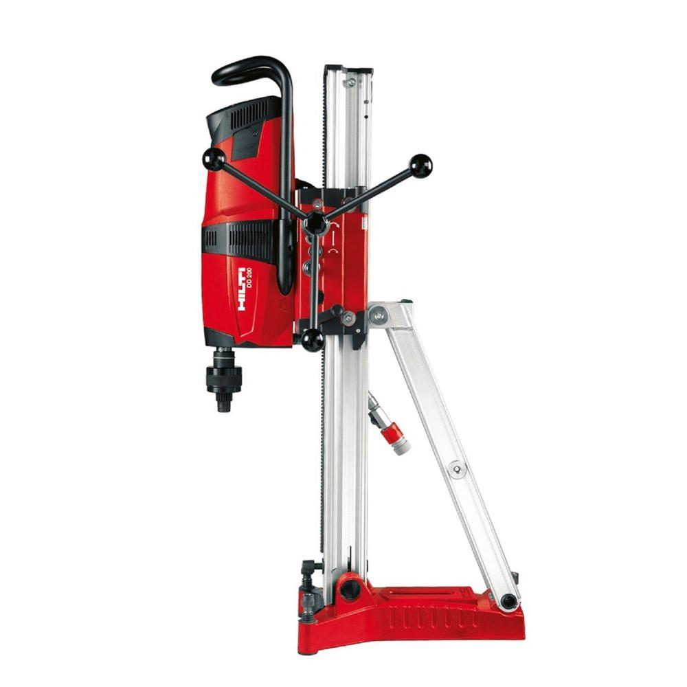 hilti dd 200 120 volt diamond coring tool 3423950 the. Black Bedroom Furniture Sets. Home Design Ideas