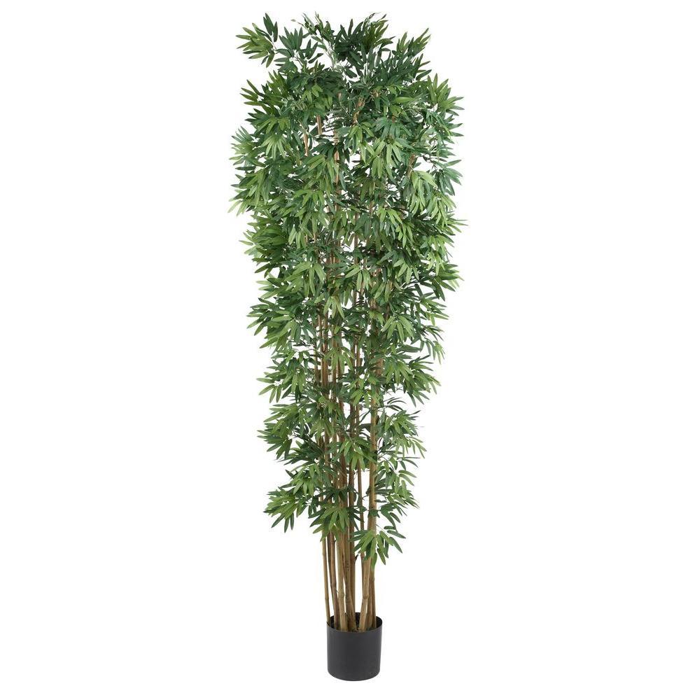7 ft. Bamboo Japanica Silk Tree