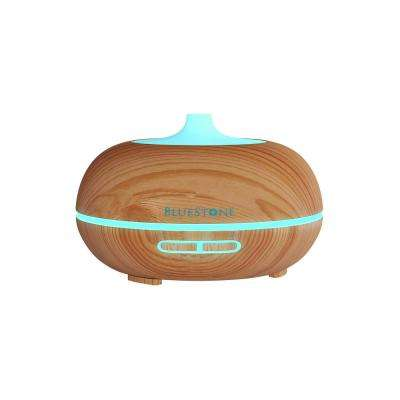 300 ml Ultrasonic Aromatherapy Humidifier with 7 Color LEDs
