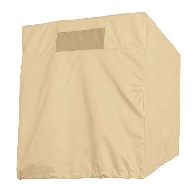 43 in. L x 48 in. W x 34 in. H Down Draft Evaporative Cooler Cover