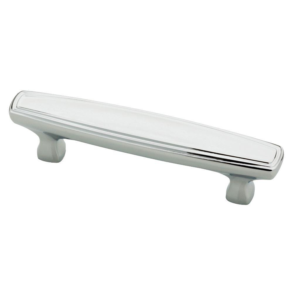 Ashtyn 3 in. (76mm) Polished Chrome Drawer Pull