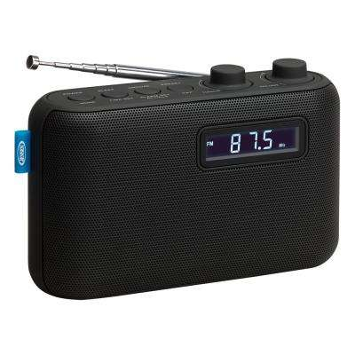 Portable AM/FM Digital Radio