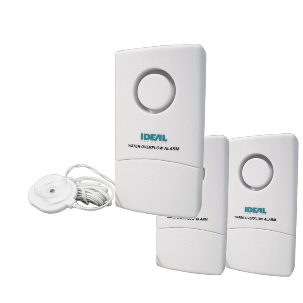 Flood, Water and Overflow Alarm (3-Pack)