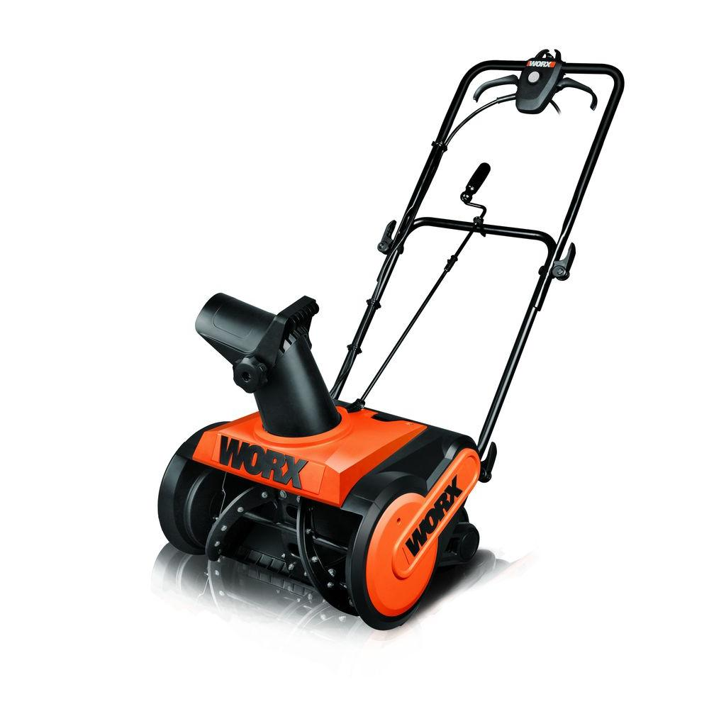 Worx 18 in. Electric Snow Blower-DISCONTINUED