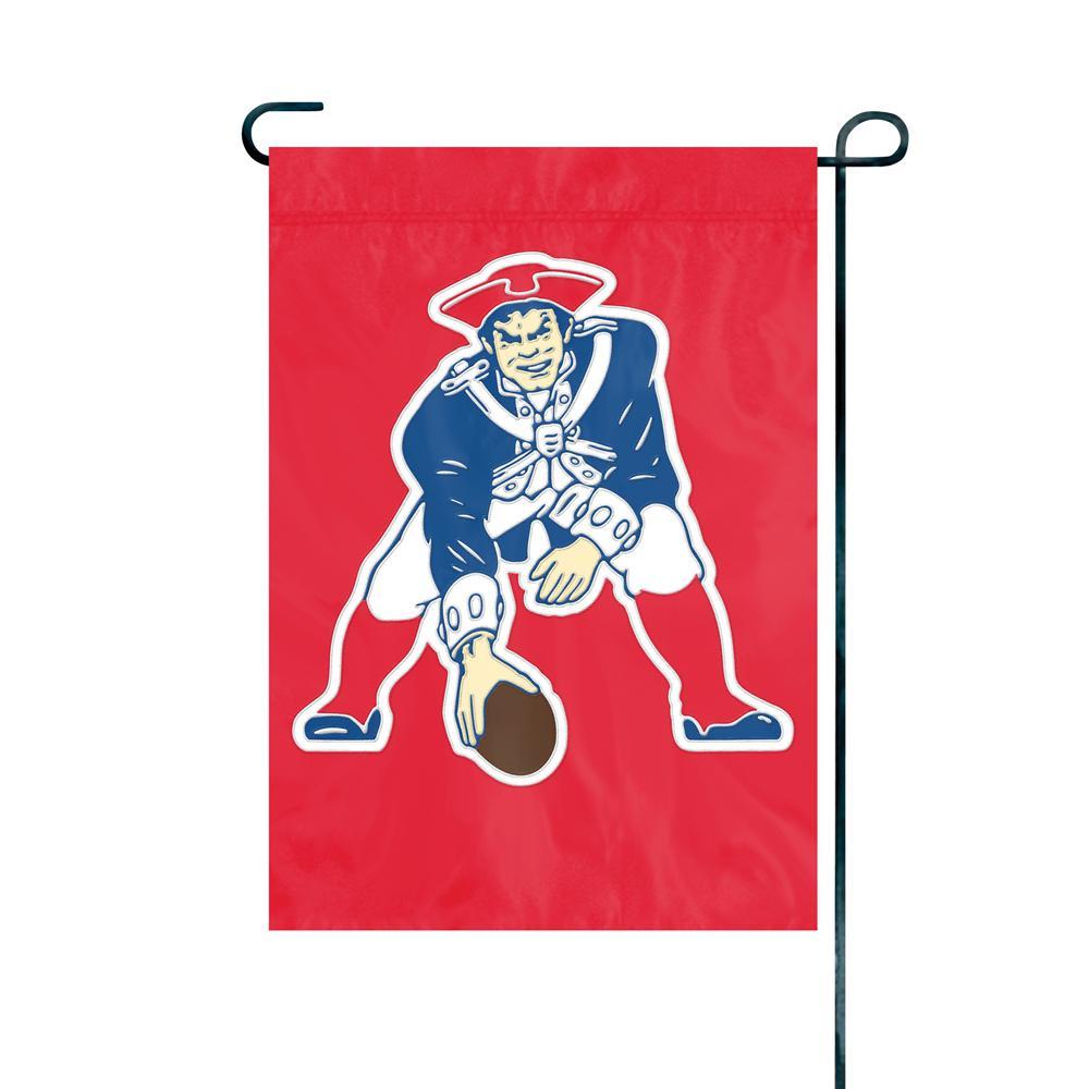 New England Patriots Premium Garden Flag