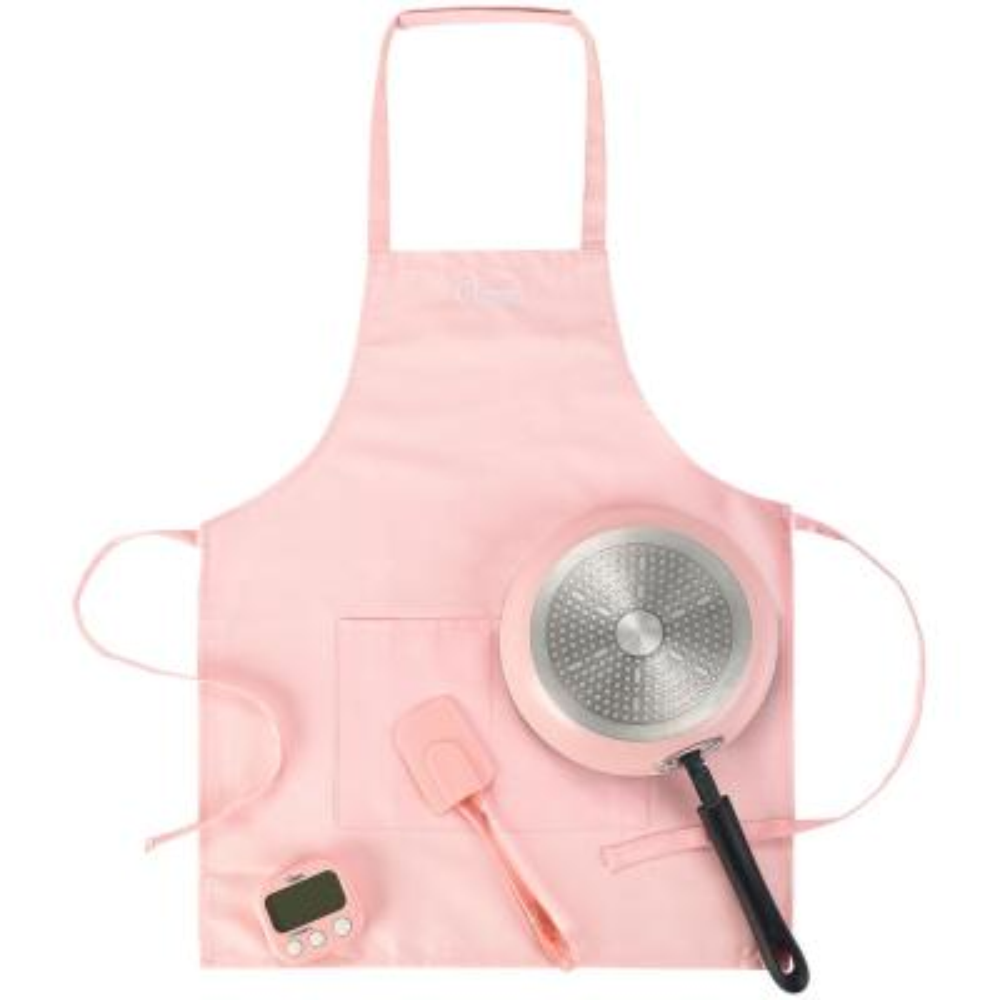 4-Piece Junior Chef Cooking Essentials Set