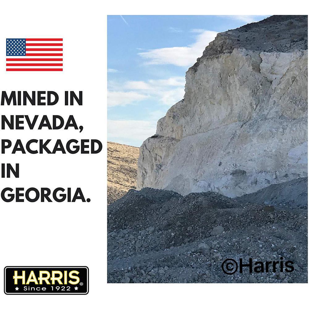 Harris 8 Oz Diatomaceous Earth Food Grade Ede Fg8 The Home Depot