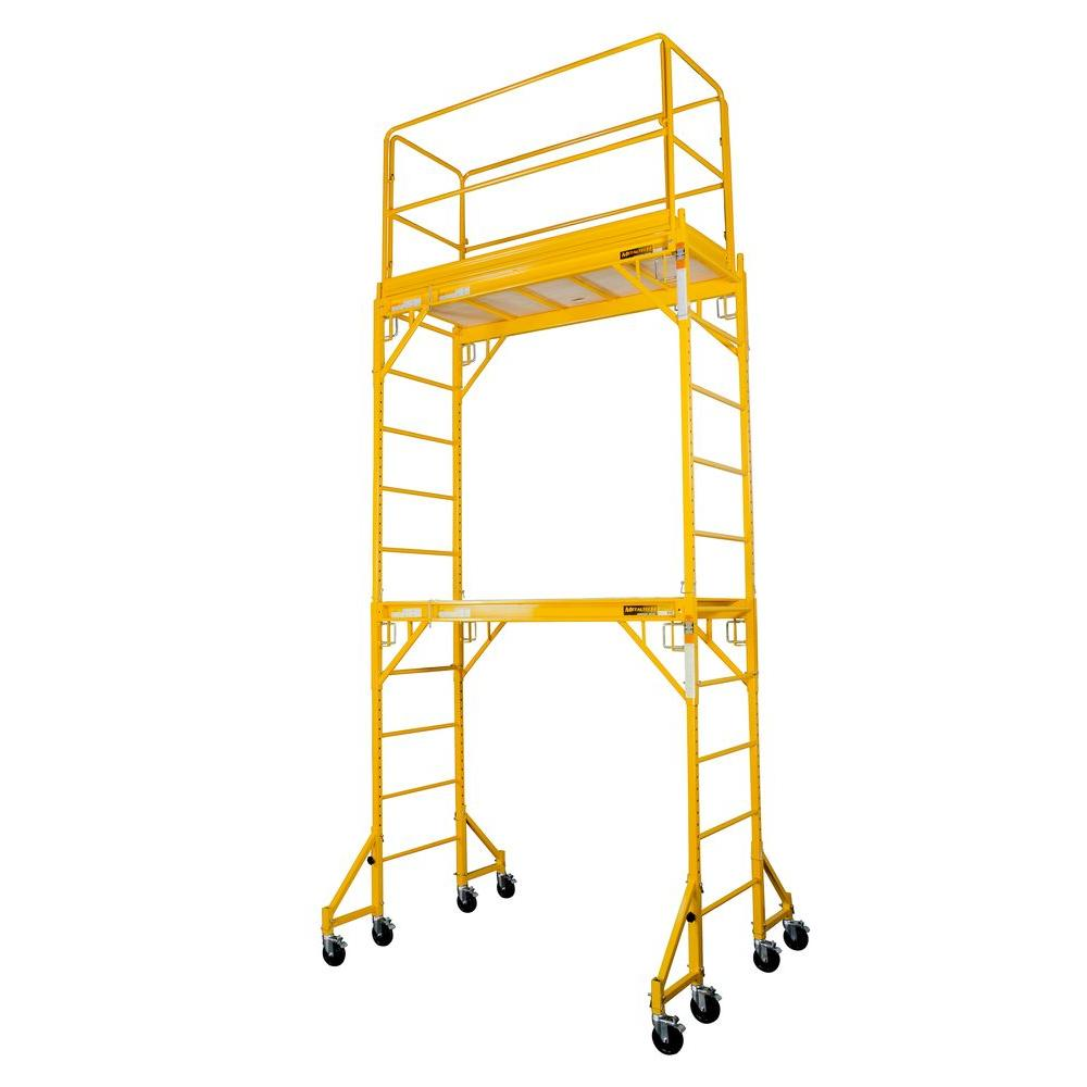 Jobsite Series Baker 12 ft. x 6.1 ft. x 2.5 ft.