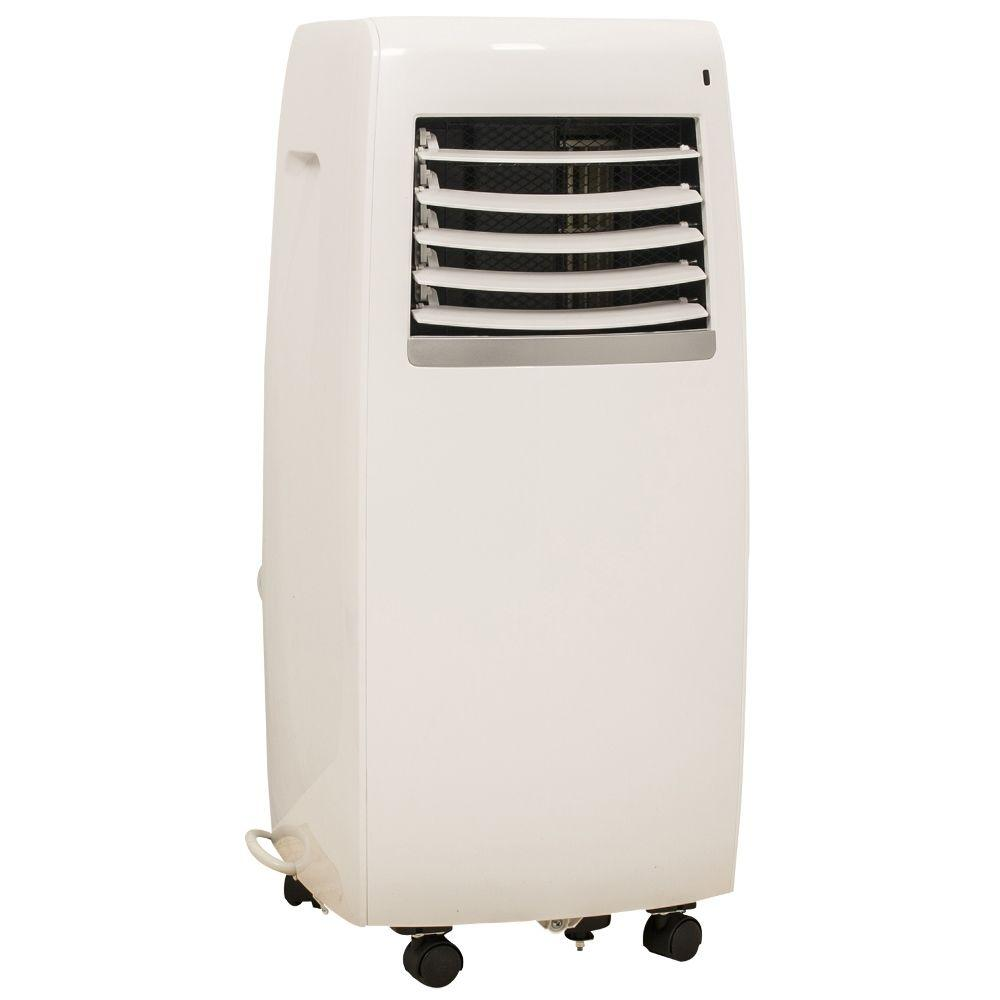 Avallon 10,000 BTU Slim Line Portable Air Conditioner and Dehumidifier Function with Remote Control