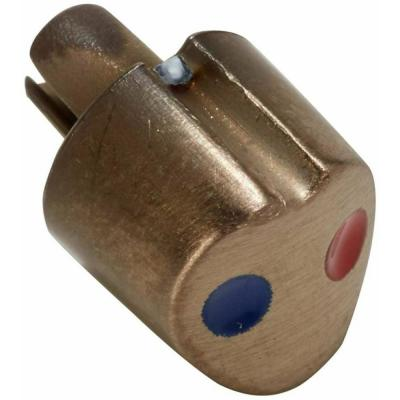 Addison Set Screw Cover in Champagne Bronze