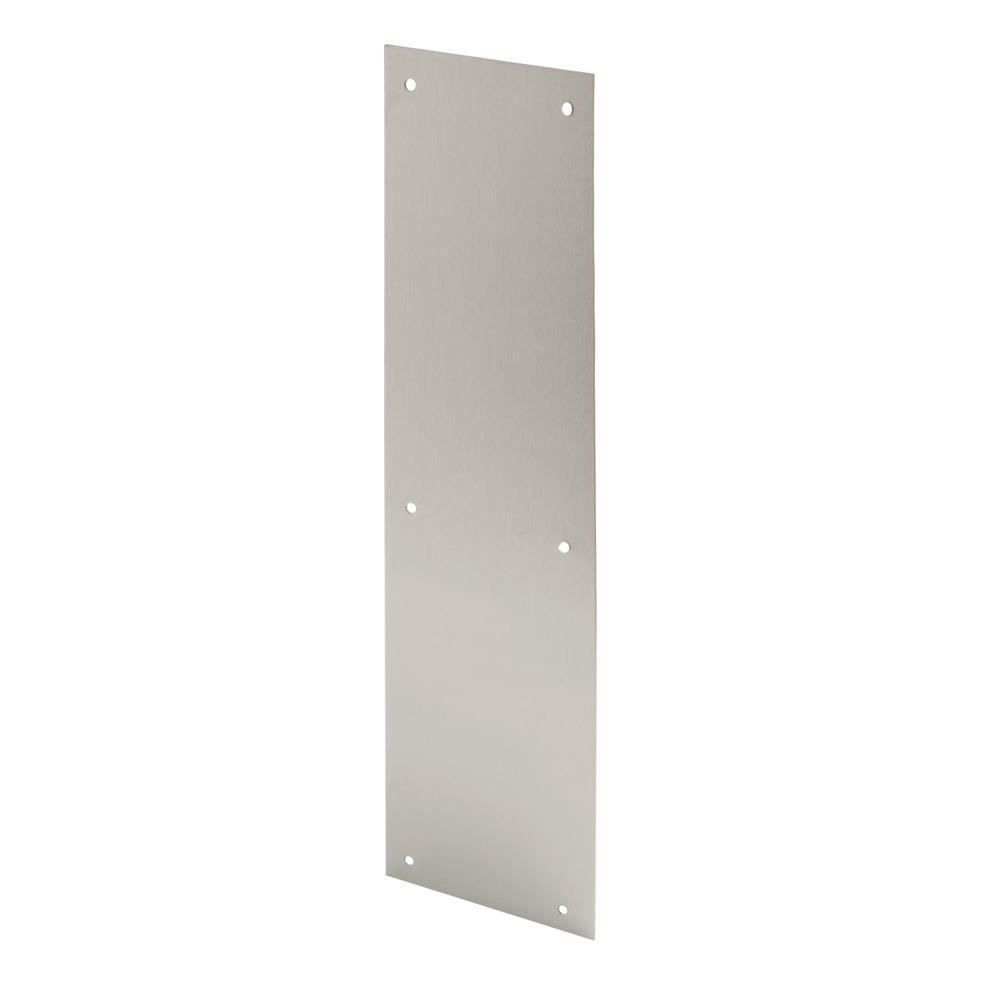 Door push plate 40 grit sandpaper sheets