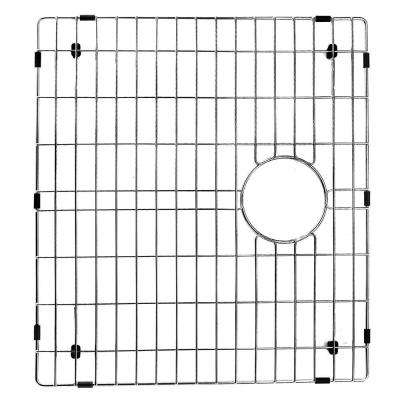 20 in. x 17 in. Kitchen Sink Bottom Grid
