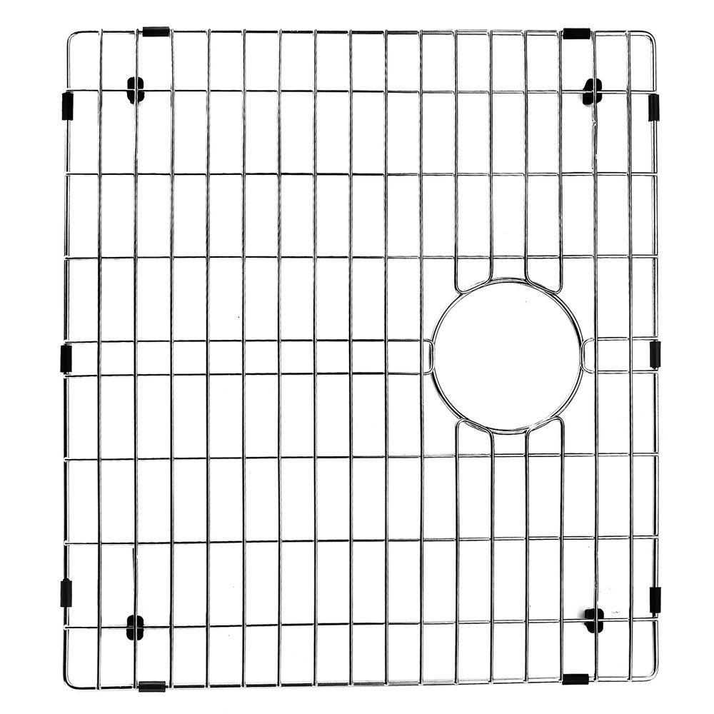 20 in. x 17 in. Kitchen Sink Bottom Grid