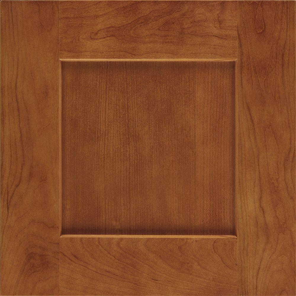 14.5x14.5 in. Yuma Cabinet Door Sample in Fox