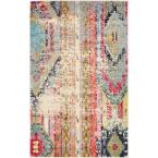 Sedona Yosemite Multi 3 ft. x 5 ft. Area Rug