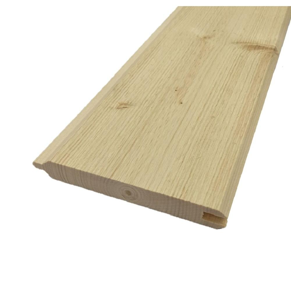 Pattern Stock Gorman Tongue and Groove Board (Common: 1 in. x