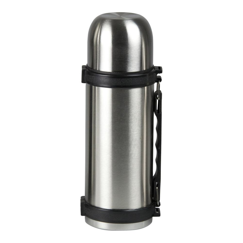 L Vacuum Flask In Stainless Steel Vf00341 The Home Depot