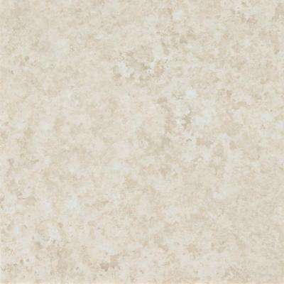 Celestite II Cream Dust 12 in. x 12 in. Residential Peel and Stick Vinyl Tile Flooring (45 sq. ft. / case)