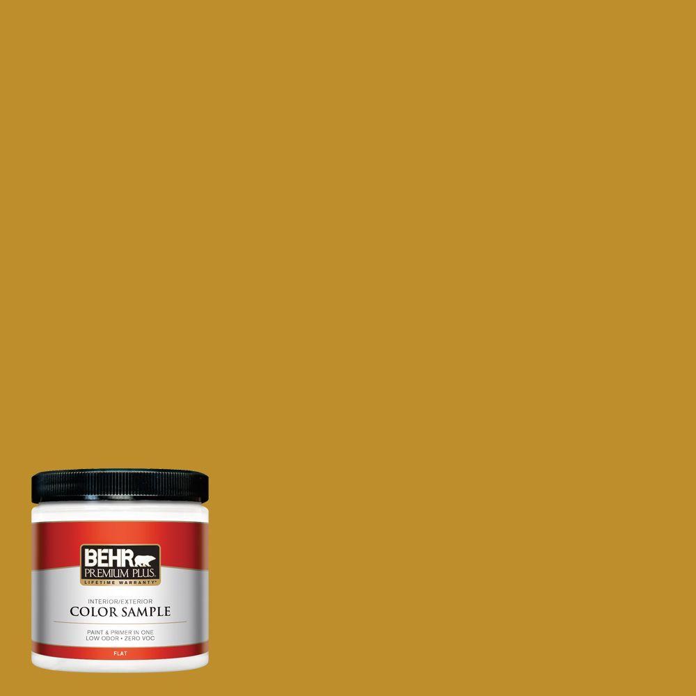 360d 7 Brown Mustard Interior Exterior Paint
