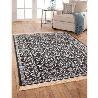 Sonoma Rothbury Navy 7 ft. 10 in. x 11 ft. 2 in. Area Rug