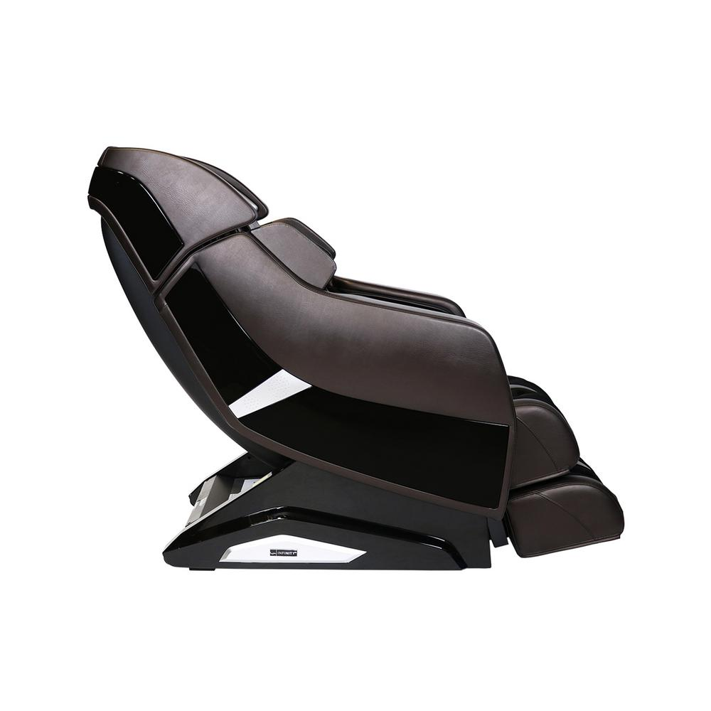 Fantastic Infinity Infinity Riage X3 Brown Deluxe 3D Massage Chair Lamtechconsult Wood Chair Design Ideas Lamtechconsultcom