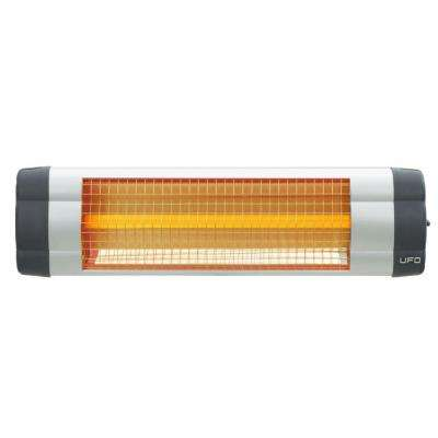 3000 Watt 208 Volt Electric Mid-Wave Infrared Heater Unit