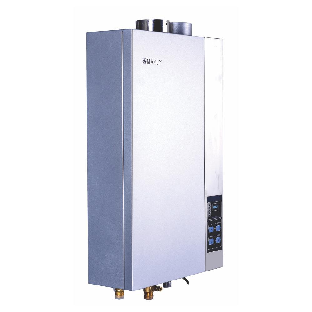 MAREY 4.3 GPM Liquid Propane Gas Tankless Water Heater
