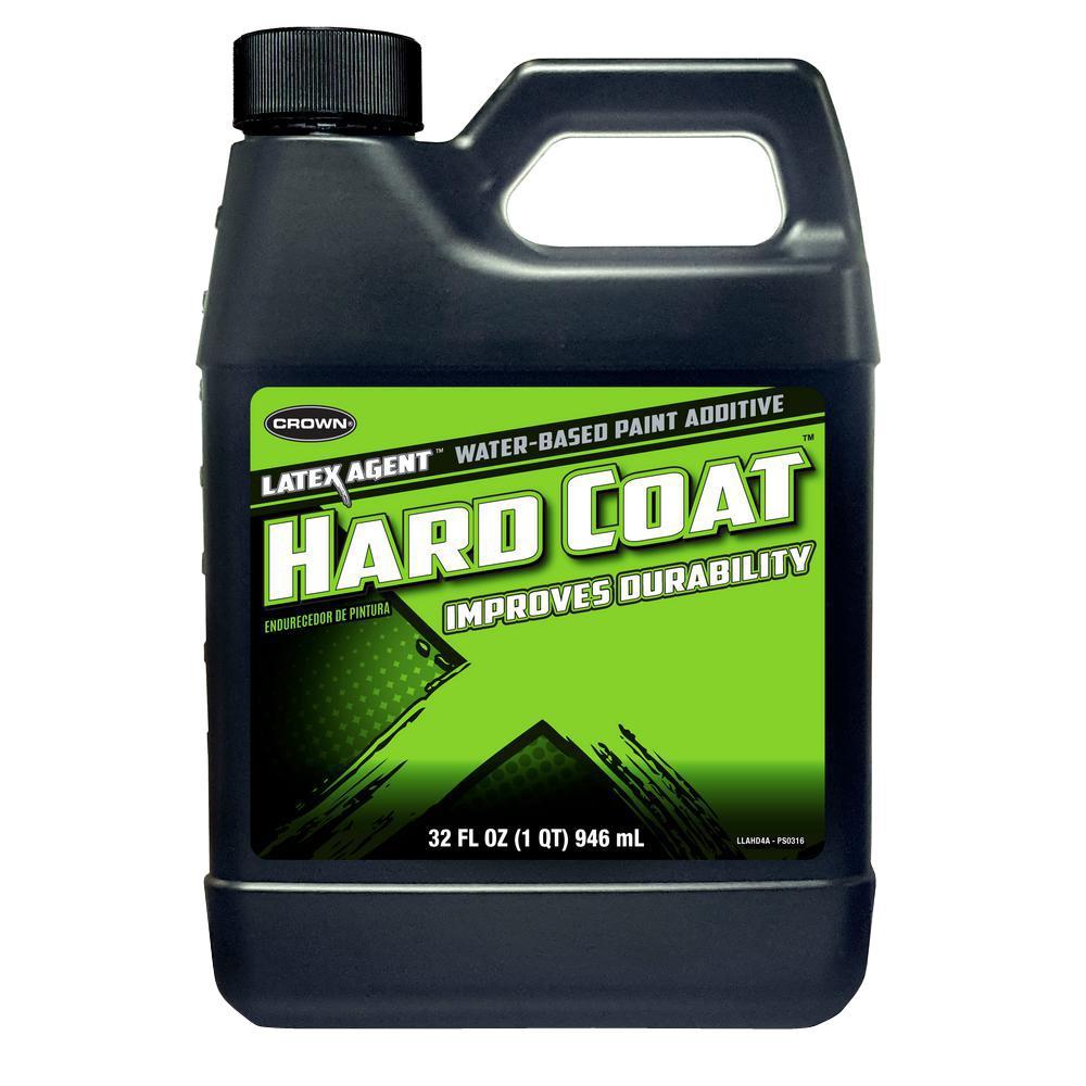 Latex Agent 1 Qt Hard Coat Cr Lahc P 64 The Home Depot