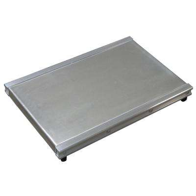 500 lb. Capacity 18 in. Wide Opening Mini Pallet with Deck for Hand Truck