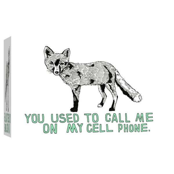 PTM Images 10 in. x 12 in. ''Fox'' Printed Canvas Wall