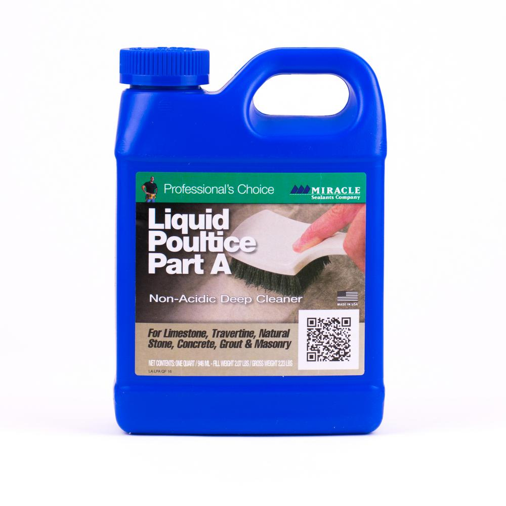 Miracle Sealants 32 oz. Liquid Poultice Cleaner