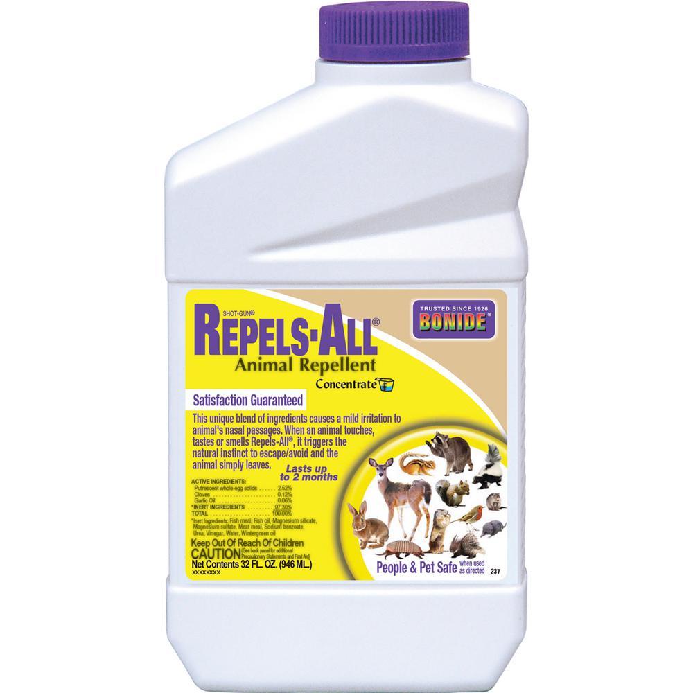 Bonide BONIDE 32 oz Repels-All® Animal Repellent Concentrate