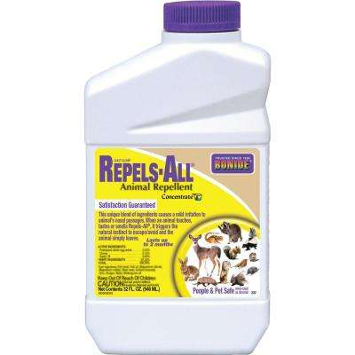 32 oz. Repels-All Animal Repellent Concentrate