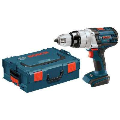 18 Volt Lithium-Ion Cordless 1/2 in Standard Duty Variable Speed Hammer Drill/Driver with Hard Case (Tool-Only)