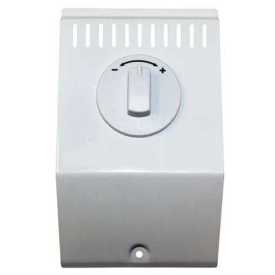 K and CB Baseboard Single Pole Non-Programmable Thermostat Kit in White