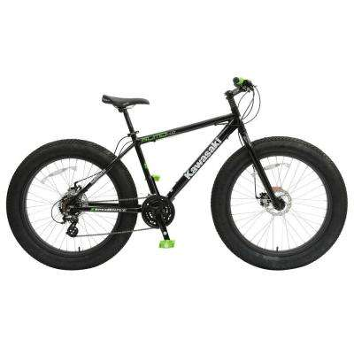Sumo Fat Tire Bicycle, 26 x 4 in. Wheels, 18.5 in. Frame, Unisex